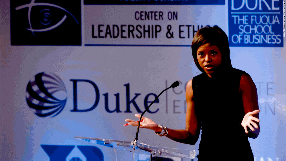 Mellody Hobson on race: We must be 'color brave'