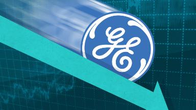 GE missed the stock market boom -- by a mile