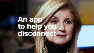 Arianna Huffington wants you to put down your phone