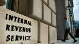 What's happening at the IRS during shutdown