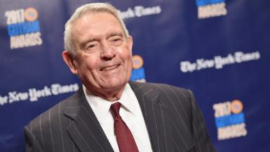 Dan Rather launching weekly show with progressive outlet The Young Turks Network