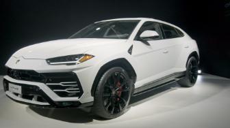 Lamborghini Urus Clean