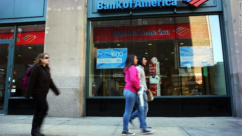 Customers angry after Bank of America tightens free-checking rules