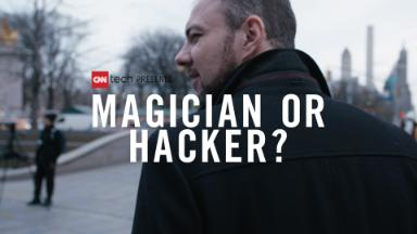 Magician or hacker?