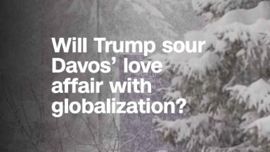 Will Trump sour Davos' love affair with globalization?