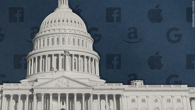 tech lobbying spend