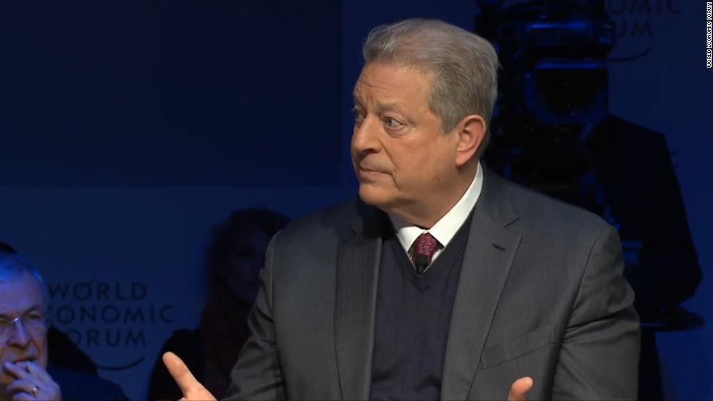 Al Gore: 'We have a subprime carbon bubble'