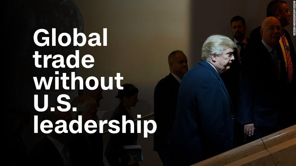 Global trade without U.S. leadership. Does Donald Trump care?