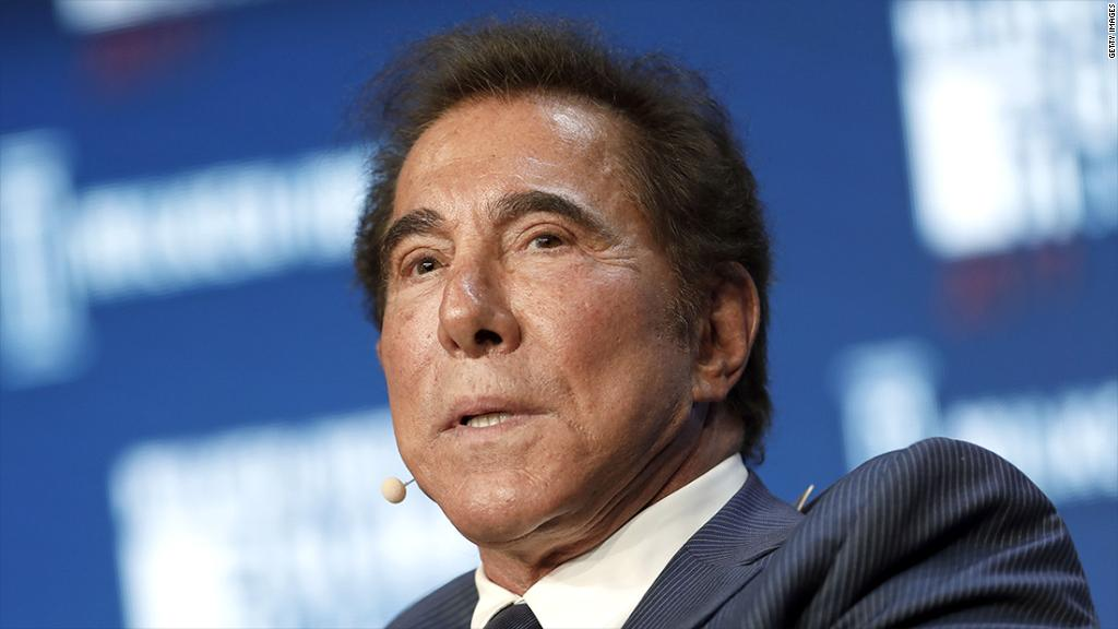 Why Steve Wynn is the unofficial king of Las Vegas