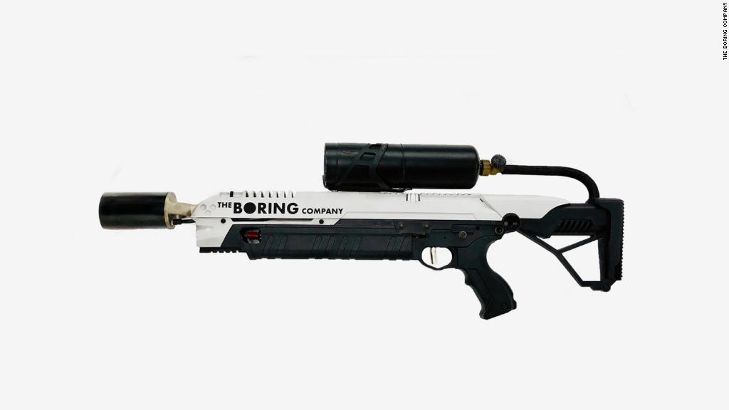 Elon Musk sells all 20000 $500 Boring Company flamethrowers