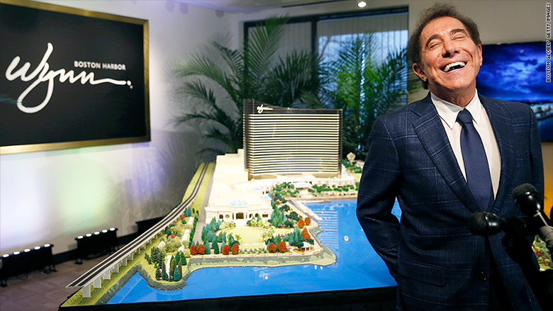 steve wynn everett casino plans