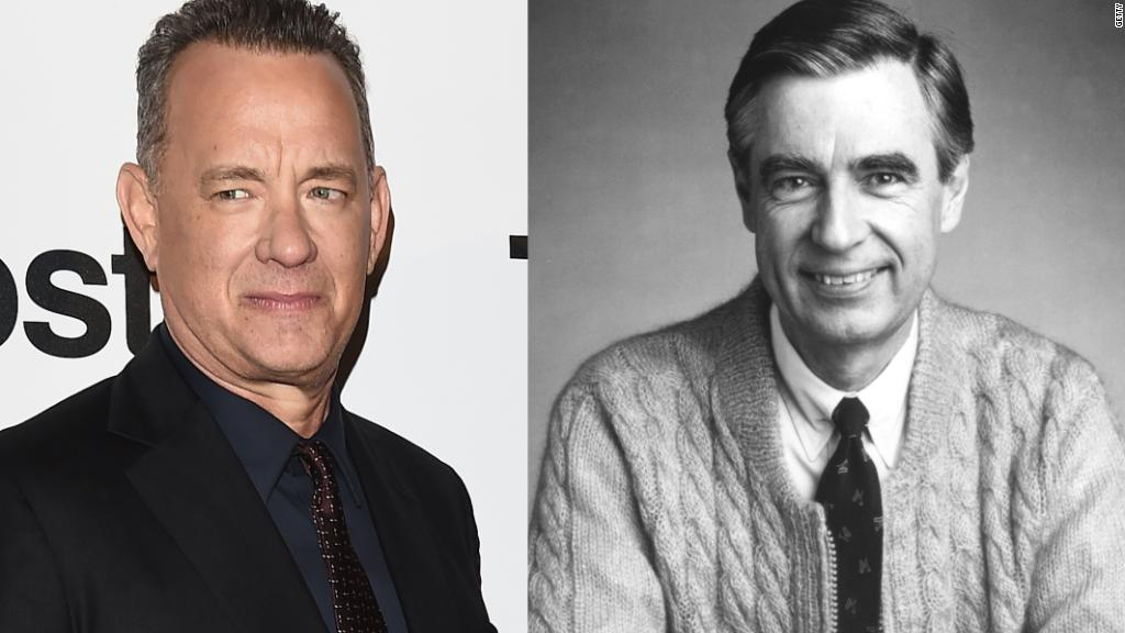 Tom Hanks to play Fred Rogers in 'You Are My Friend'