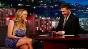 Stormy Daniels appears on Jimmy Kimmel