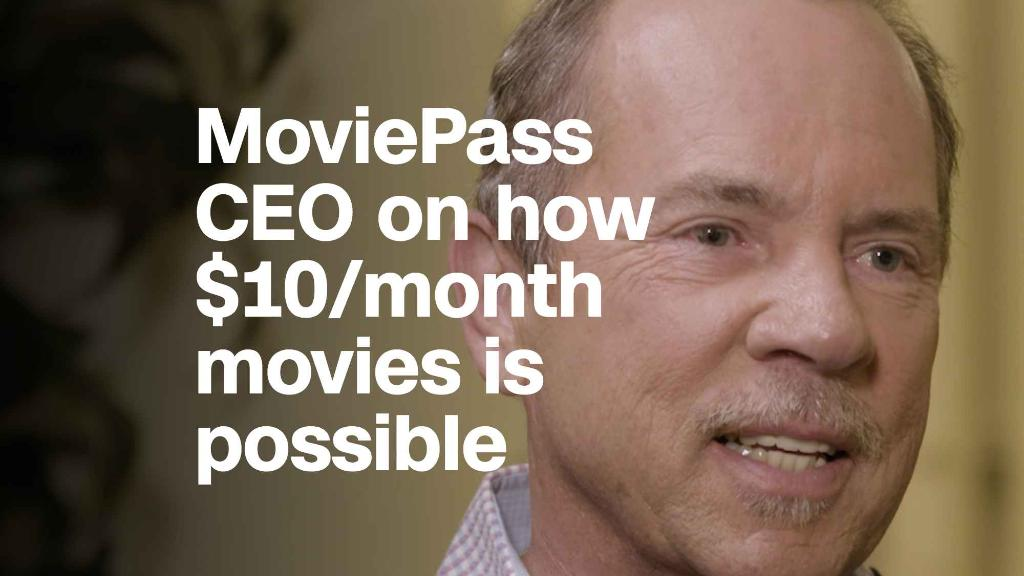 MoviePass CEO on how $10/month movies is possible