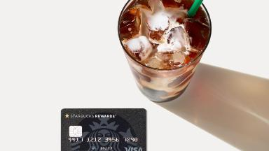 Starbucks launches new credit card for coffee addicts
