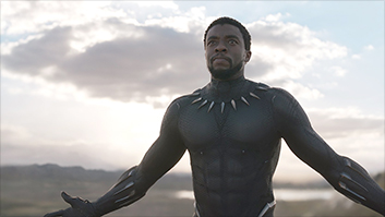 'Black Panther' is heading for a blockbuster weekend. Here's why that matters