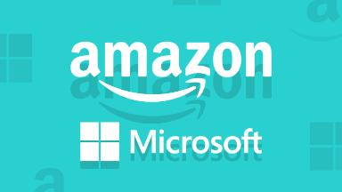 Amazon worth more than Microsoft for first time