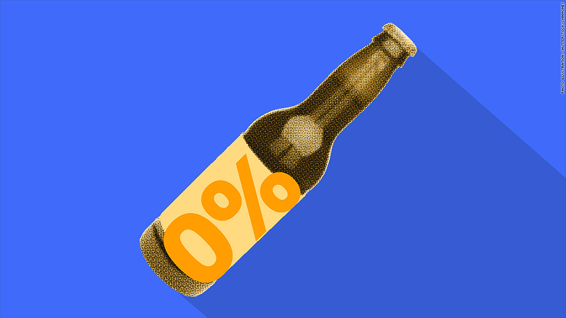 Forget craft beer. The next craze is non-alcoholic brews