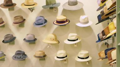 ISESA hats: Made in Spain, worn in Brooklyn