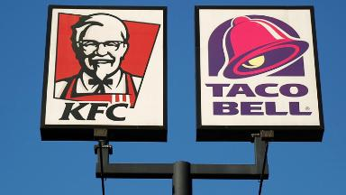 Grubhub will deliver KFC and Taco Bell. Its stock is soaring