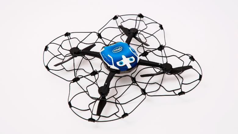 intel drone olympics 2