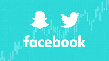 As Facebook stumbles, Twitter and Snapchat show new life