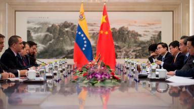 China sees an opening as Trump loses confidence of Latin America