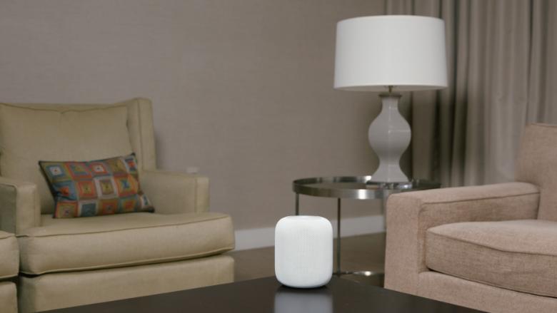 HomePod Living Room