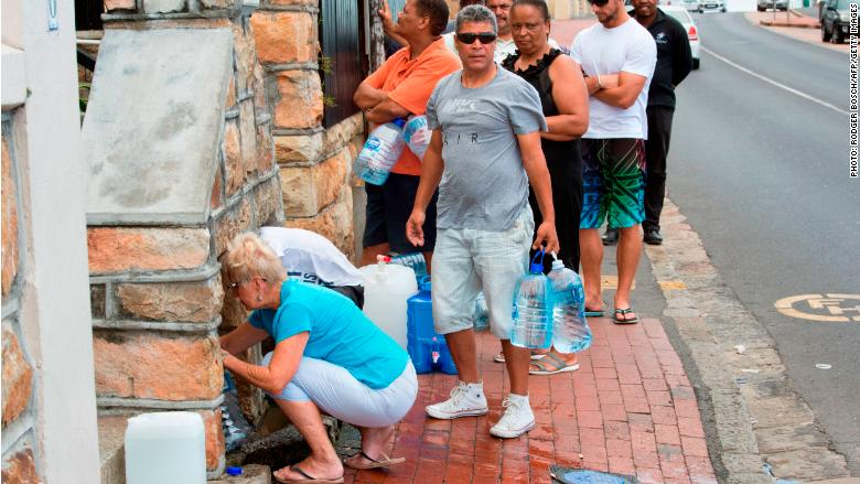 Cape Town business owners fear water taps running dry