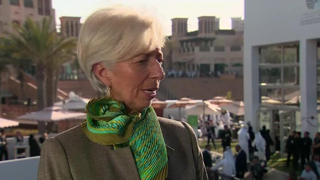 Lagarde: Bitcoin regulation 'inevitable'