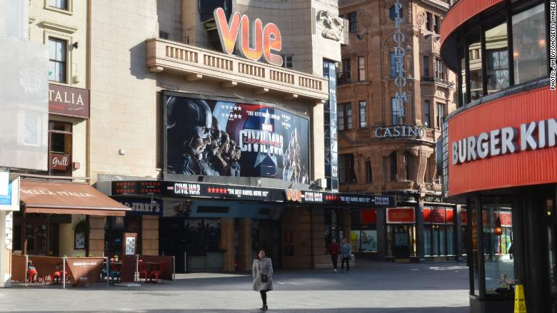 Vue plans 30 multiplex cinemas in Saudi Arabia