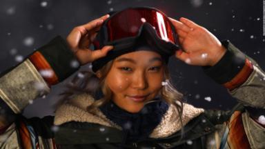 Chloe Kim: Snowboarding's next legend?