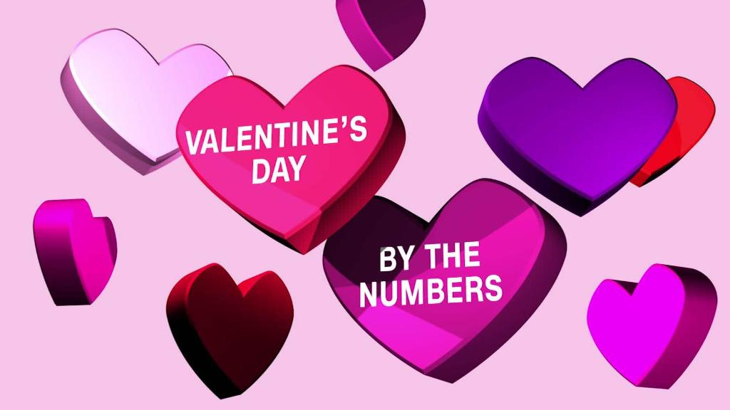 How much will the U.S. spend on Valentine's Day?