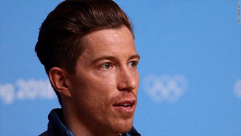 Were female reporters shut down during Shaun White press conference?