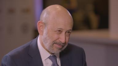 Blankfein: Tax bonuses are 'symbolic' - but symbolism matters