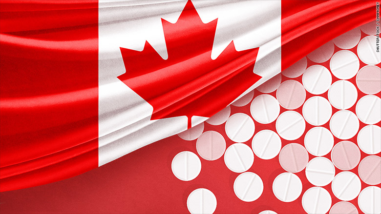 States seek to import cheaper drugs from Canada