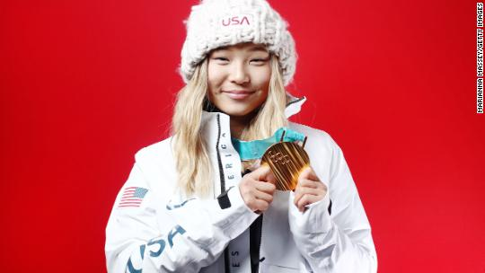 Radio host fired for sexual comments about Olympian Chloe Kim