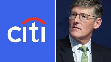 Citigroup CEO scores a 48% raise to $23 million