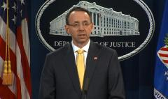 Rosenstein: Russians paid, recruited Americans