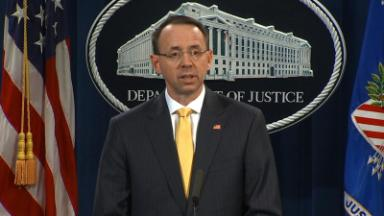 Rosenstein: Russians paid, recruited Americans