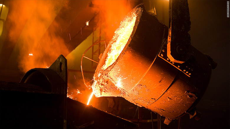 Why steel and aluminum tariffs matter to the U.S. economy