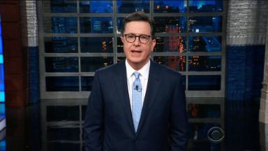 Colbert: This country belongs to the kids