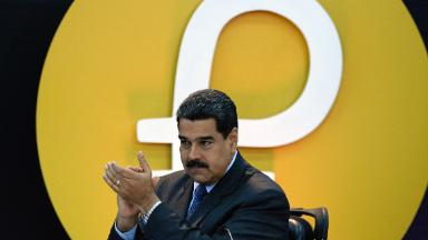 Trump bans Americans from buying Venezuelan cryptocurrency