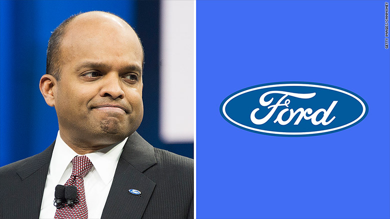 Ford North America president leaves after misconduct allegations (money.cnn.com)