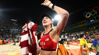 Kerri Walsh Jennings: I was warned to not get pregnant