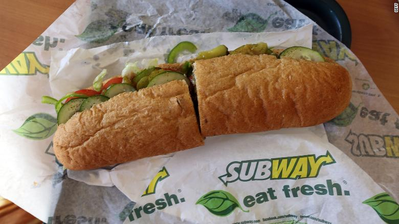 Here's why Subway could close another 500 restaurants