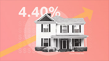 It's getting more expensive to buy a home