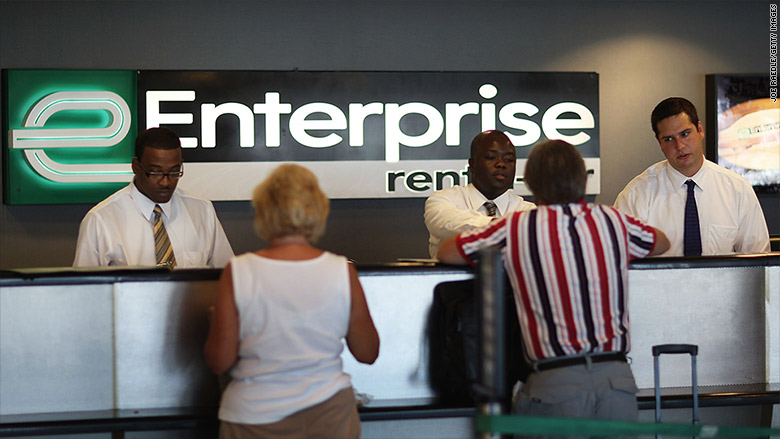 Enterprise Car Rental Ends NRA Partnership