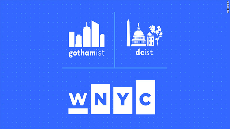 Public radio stations are saving Gothamist sites