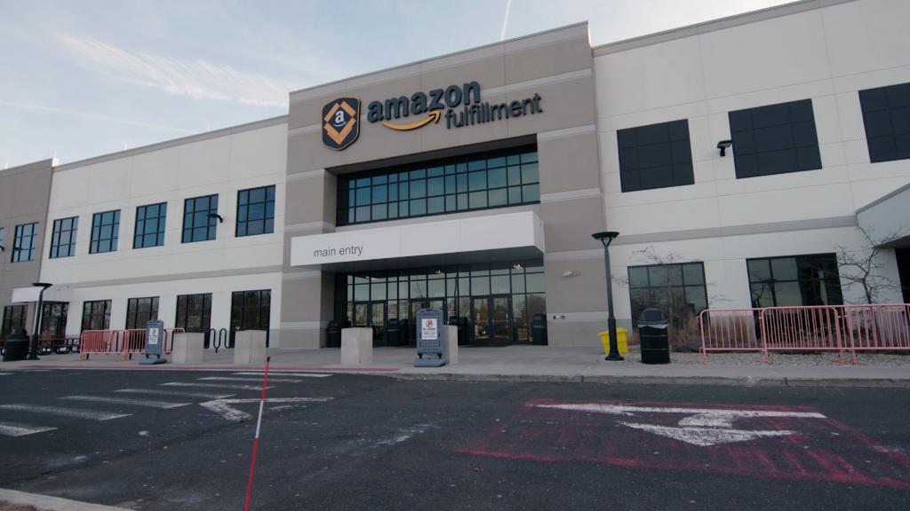 Amazon's effect on local economies